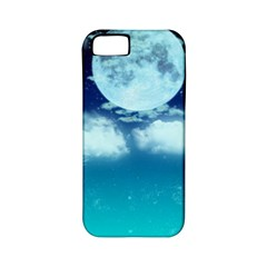 Dreamy Night Apple Iphone 5 Classic Hardshell Case (pc+silicone) by augustinet
