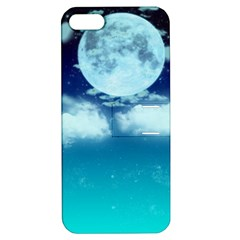 Dreamy Night Apple Iphone 5 Hardshell Case With Stand by augustinet