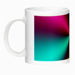 Silk Illusions Night Luminous Mugs by augustinet