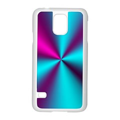 Silk Illusions Samsung Galaxy S5 Case (white) by augustinet