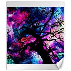 Star Field Tree Canvas 20  X 24   by augustinet