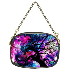 Star Field Tree Chain Purses (two Sides)  by augustinet