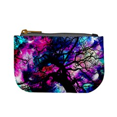 Star Field Tree Mini Coin Purses by augustinet