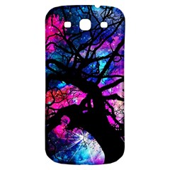 Star Field Tree Samsung Galaxy S3 S Iii Classic Hardshell Back Case by augustinet