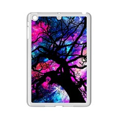Star Field Tree Ipad Mini 2 Enamel Coated Cases by augustinet