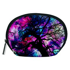Star Field Tree Accessory Pouches (medium)  by augustinet