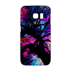 Star Field Tree Galaxy S6 Edge by augustinet