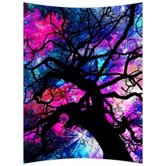 Star Field Tree Back Support Cushion by augustinet