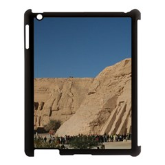 Abusimble Egyptian Ruins Ramesses Mummies Apple Ipad 3/4 Case (black) by StarvingArtisan
