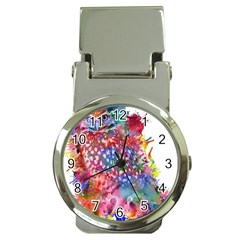 Rainbow Owl Money Clip Watches by augustinet
