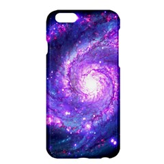 Ultra Violet Whirlpool Galaxy Apple Iphone 6 Plus/6s Plus Hardshell Case by augustinet
