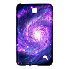 Ultra Violet Whirlpool Galaxy Samsung Galaxy Tab 4 (7 ) Hardshell Case  by augustinet