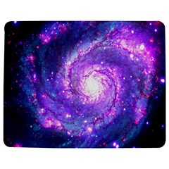 Ultra Violet Whirlpool Galaxy Jigsaw Puzzle Photo Stand (rectangular) by augustinet