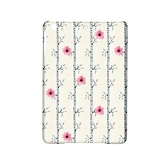 Minimalist Floral Ipad Mini 2 Hardshell Cases by augustinet