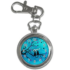 Lovecats Key Chain Watches by augustinet