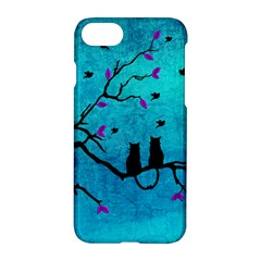Lovecats Apple Iphone 7 Hardshell Case by augustinet