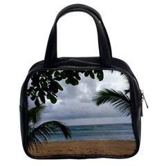 Through The Trees  Classic Handbags (2 Sides) by StarvingArtisan