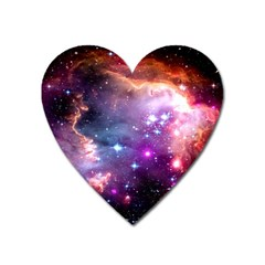 Deep Space Dream Heart Magnet by augustinet