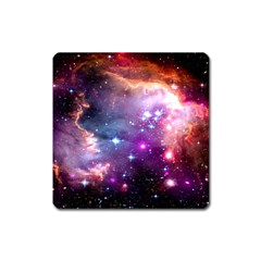 Deep Space Dream Square Magnet by augustinet