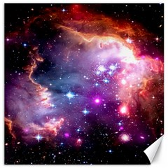 Deep Space Dream Canvas 12  X 12   by augustinet