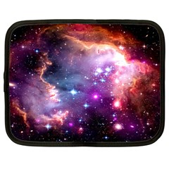 Deep Space Dream Netbook Case (large) by augustinet