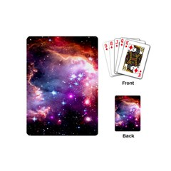Deep Space Dream Playing Cards (mini)  by augustinet