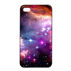 Deep Space Dream Apple Iphone 4/4s Seamless Case (black) by augustinet