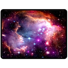Deep Space Dream Double Sided Fleece Blanket (large)  by augustinet