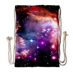 Deep Space Dream Drawstring Bag (large) by augustinet