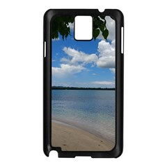 Isla Puerto Rico Samsung Galaxy Note 3 N9005 Case (black) by StarvingArtisan