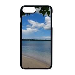 Isla Puerto Rico Apple Iphone 8 Plus Seamless Case (black) by StarvingArtisan