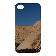 Abu Simble  Apple Iphone 4/4s Hardshell Case by StarvingArtisan