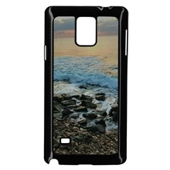 Aquadillia Puerto Rico  Samsung Galaxy Note 4 Case (black) by StarvingArtisan