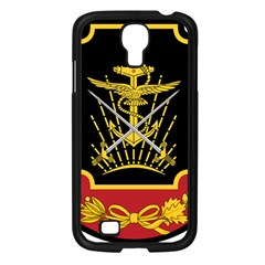 Logo Of Imperial Iranian Ministry Of War Samsung Galaxy S4 I9500/ I9505 Case (black) by abbeyz71