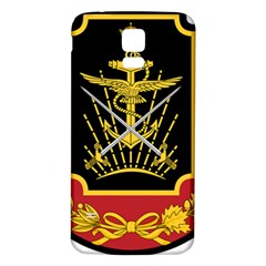Logo Of Imperial Iranian Ministry Of War Samsung Galaxy S5 Back Case (white) by abbeyz71