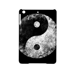 Grunge Yin Yang Ipad Mini 2 Hardshell Cases by Valentinaart