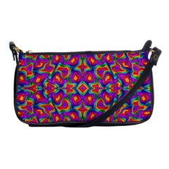 Colorful 11 Shoulder Clutch Bags by ArtworkByPatrick
