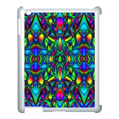Colorful 13 Apple Ipad 3/4 Case (white) by ArtworkByPatrick
