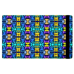 Colorful 14 Apple Ipad 3/4 Flip Case by ArtworkByPatrick