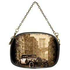 Vintage Old Car Chain Purses (one Side)  by Valentinaart