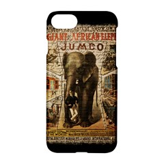 Vintage Circus  Apple Iphone 8 Hardshell Case