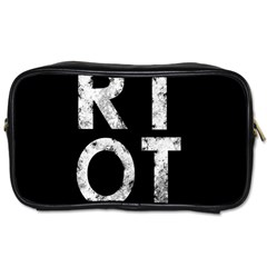 Riot Toiletries Bags