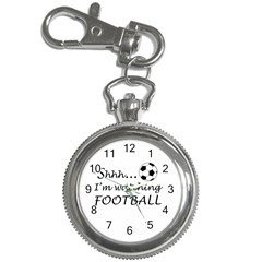 Football Fan  Key Chain Watches by Valentinaart