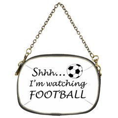 Football Fan  Chain Purses (two Sides)  by Valentinaart