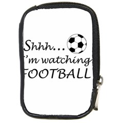 Football Fan  Compact Camera Cases by Valentinaart