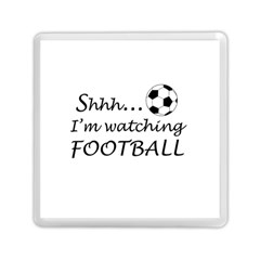 Football Fan  Memory Card Reader (square)  by Valentinaart