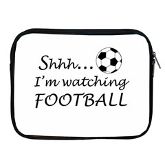 Football Fan  Apple Ipad 2/3/4 Zipper Cases by Valentinaart