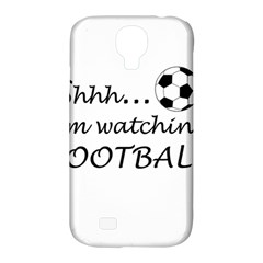 Football Fan  Samsung Galaxy S4 Classic Hardshell Case (pc+silicone) by Valentinaart