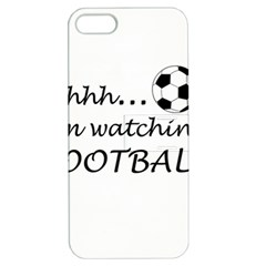 Football Fan  Apple Iphone 5 Hardshell Case With Stand