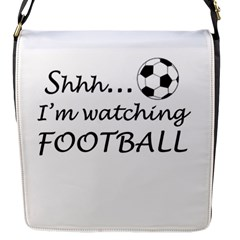 Football Fan  Flap Messenger Bag (s)